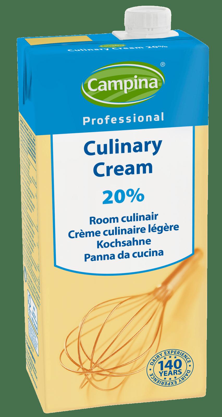 Debic culinary cream 20%