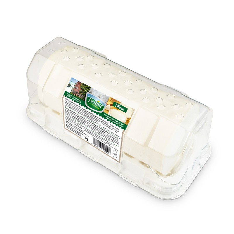 Goat cheese with white mould