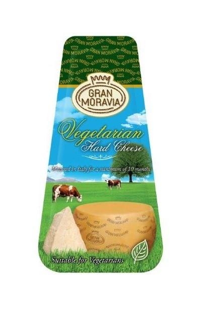 Gran Moravia hard cheese 150