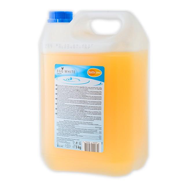Liquid egg white 5 l