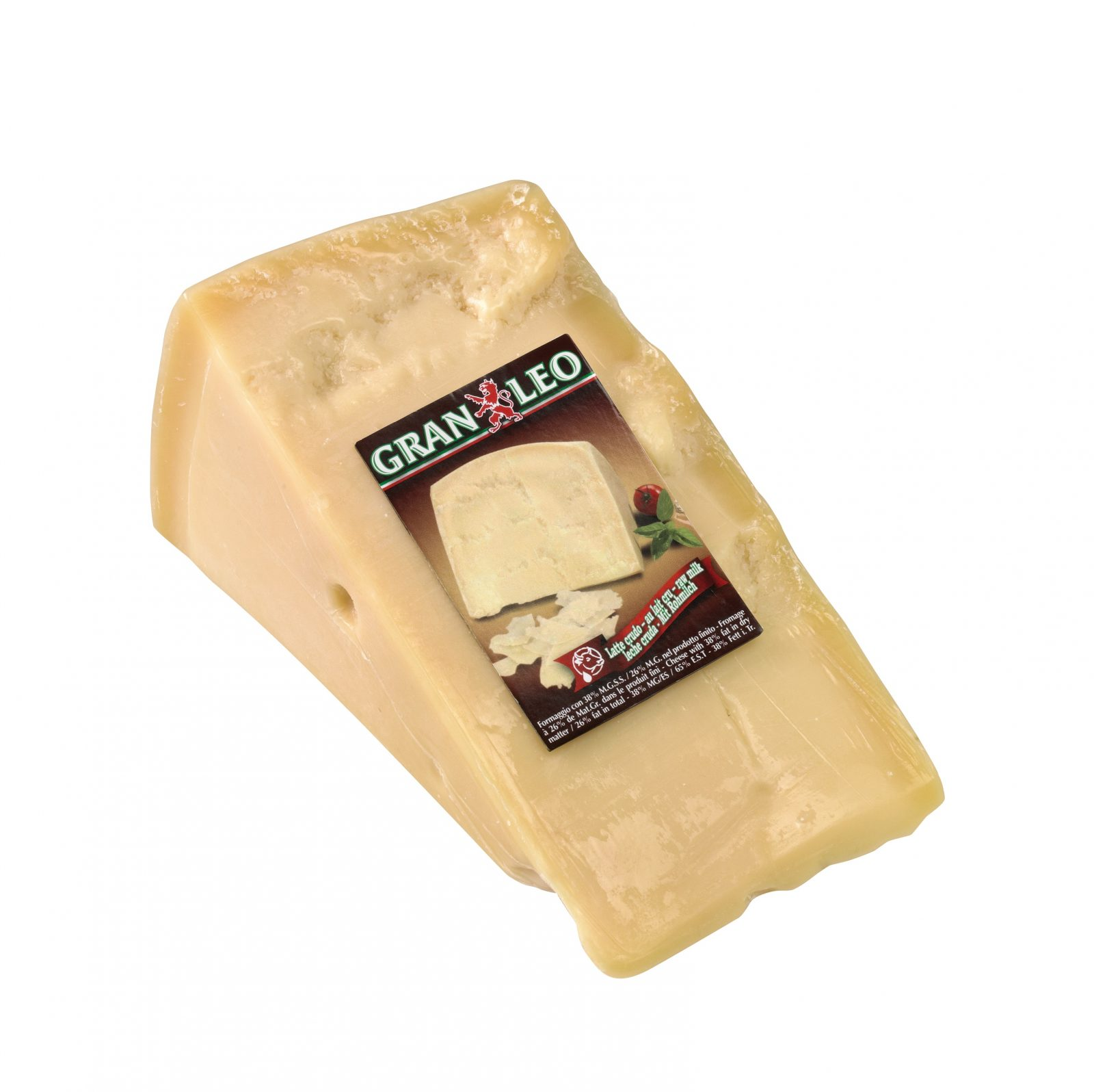 Gran Leo hard cheese