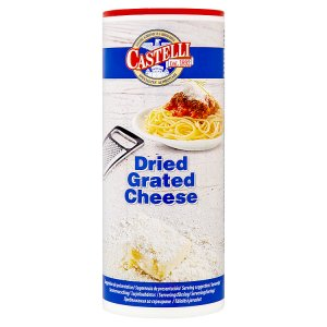 Grated cheese 80 g