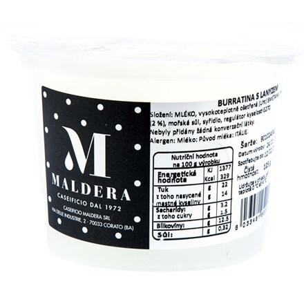 Mozzarella Burratina 125 g