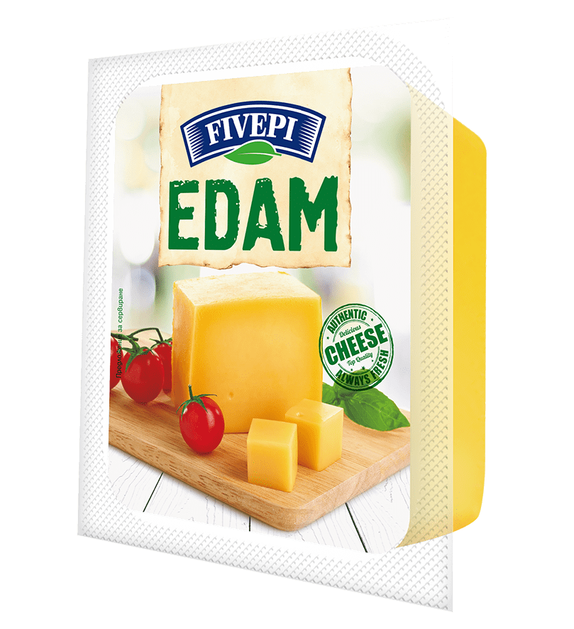 Fivepi Edam cheese 350 g