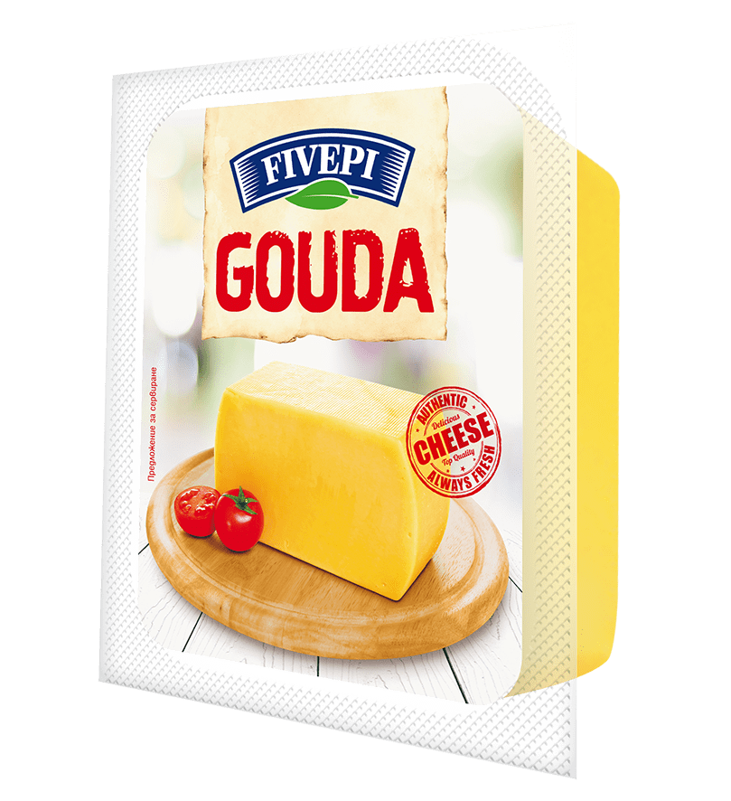 Fivepi Gouda cheese 350 g