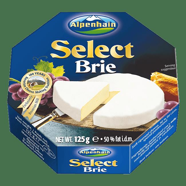 Alpenhain Select Brie 125 g
