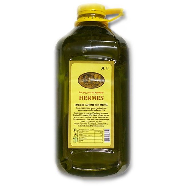 Hermes mix of plant oils