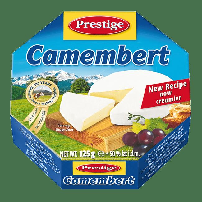 Alpenhain prestige camembert
