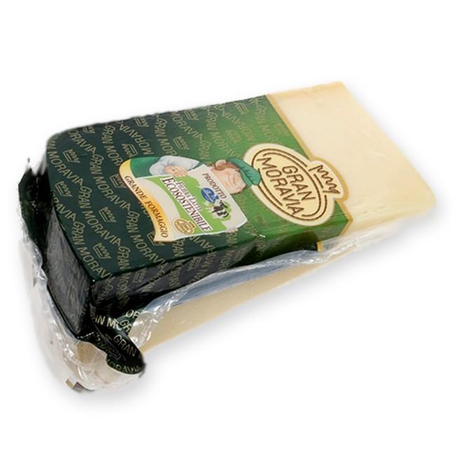 Gran Moravia hard cheese 1 kg