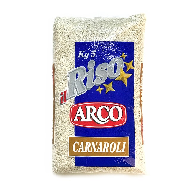 Arco Carnaroli rice 5kg