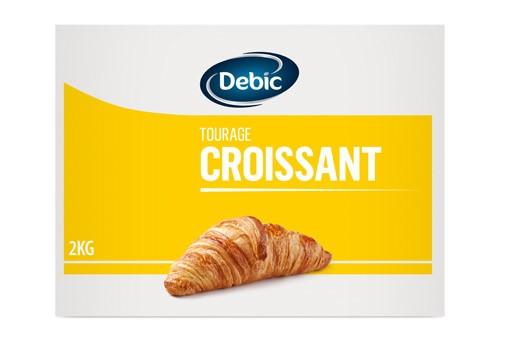 Croissant butter Debic 2kg