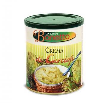 Cream artichokes